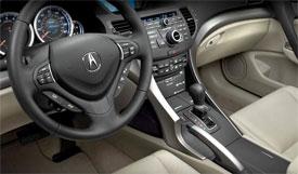 2010 Acura Tsx V6 Motorweek