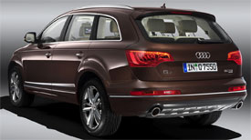 2009 audi q7 tdi motorweek. Black Bedroom Furniture Sets. Home Design Ideas