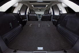 Rear Seat Space And Comfort Remain Excellent Even For Six Footers That Still Leaves Room For   Cubic Feet Of Cargo Space Behind A Large Opening Hatch