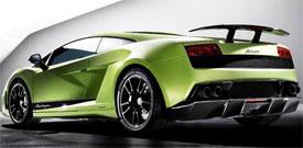 Lamborghini Gallardo Superleggera Motorweek