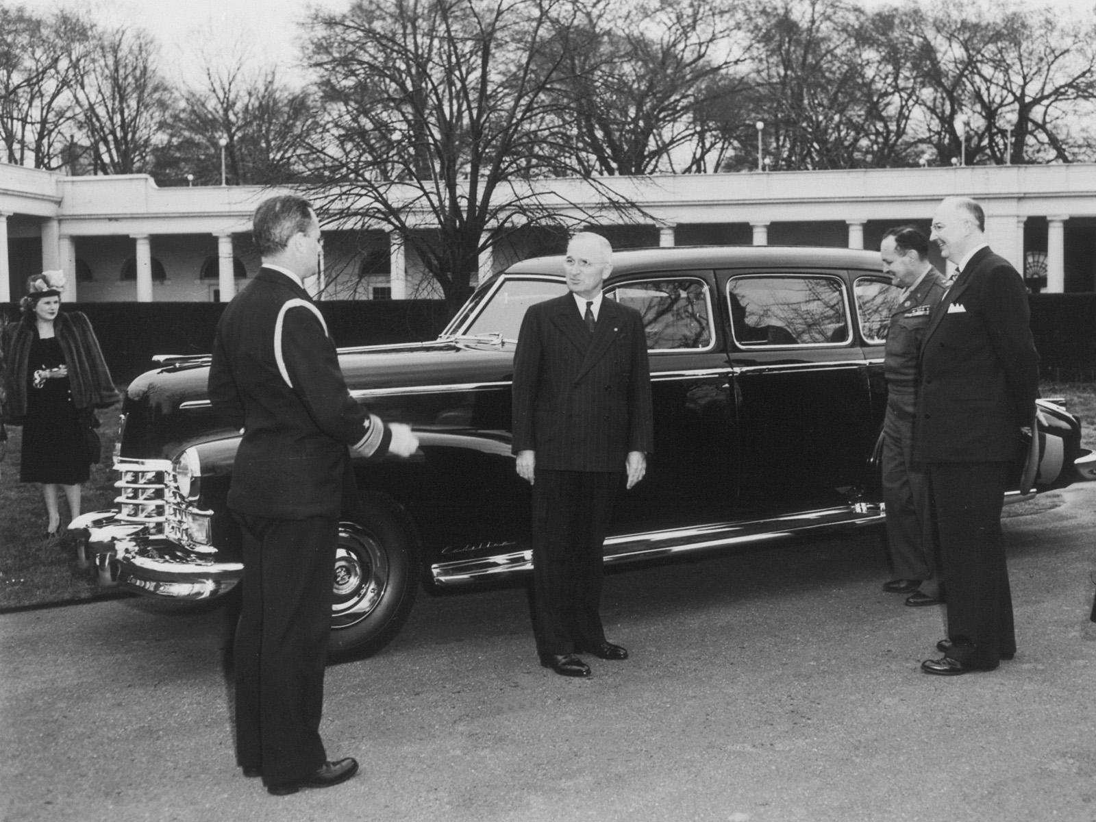 Top Presidential Rides Courtesy of Cadillac | MotorWeek
