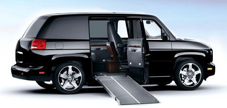 The MV-1 van is back in production | MV-1 Wheelchair Vans