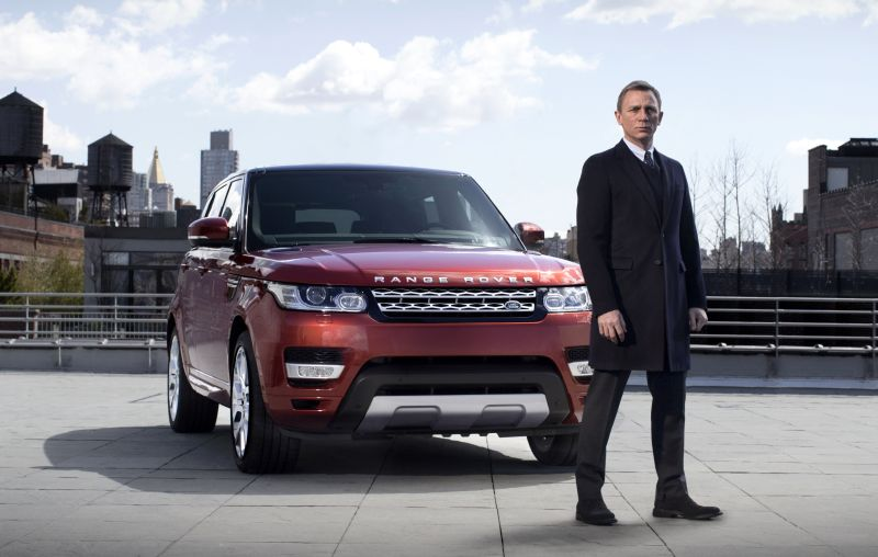 agent land rover