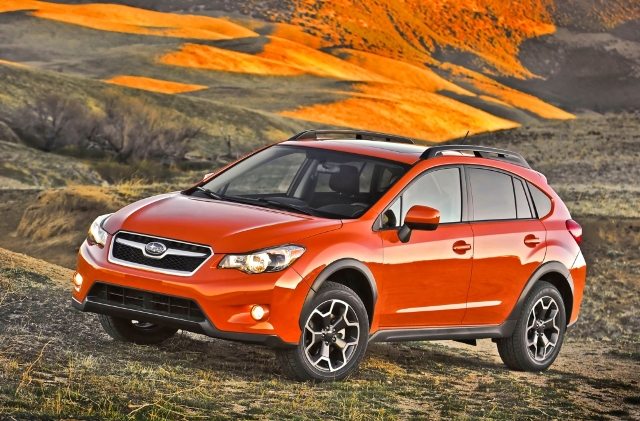 Subaru Is Expanding Its Family Of Crossover Type Vehicles With The 2017 Xv Crosstrek New Five Door Will Makes North American Debut At