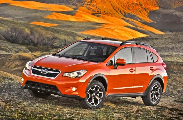 Who Owns Subaru >> Subaru Xv Crosstrek To Make North American Debut Motorweek