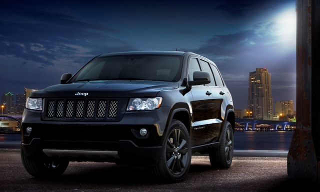 Limited Edition Jeep Grand Cherokee Revealed In Houston