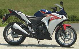 2012 Honda CBR250R   MotorWeek