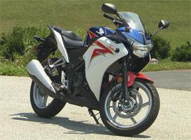 2012 Honda CBR250R | MotorWeek