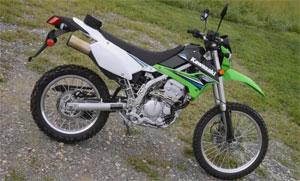 2014 Kawasaki KLX250S | MotorWeek