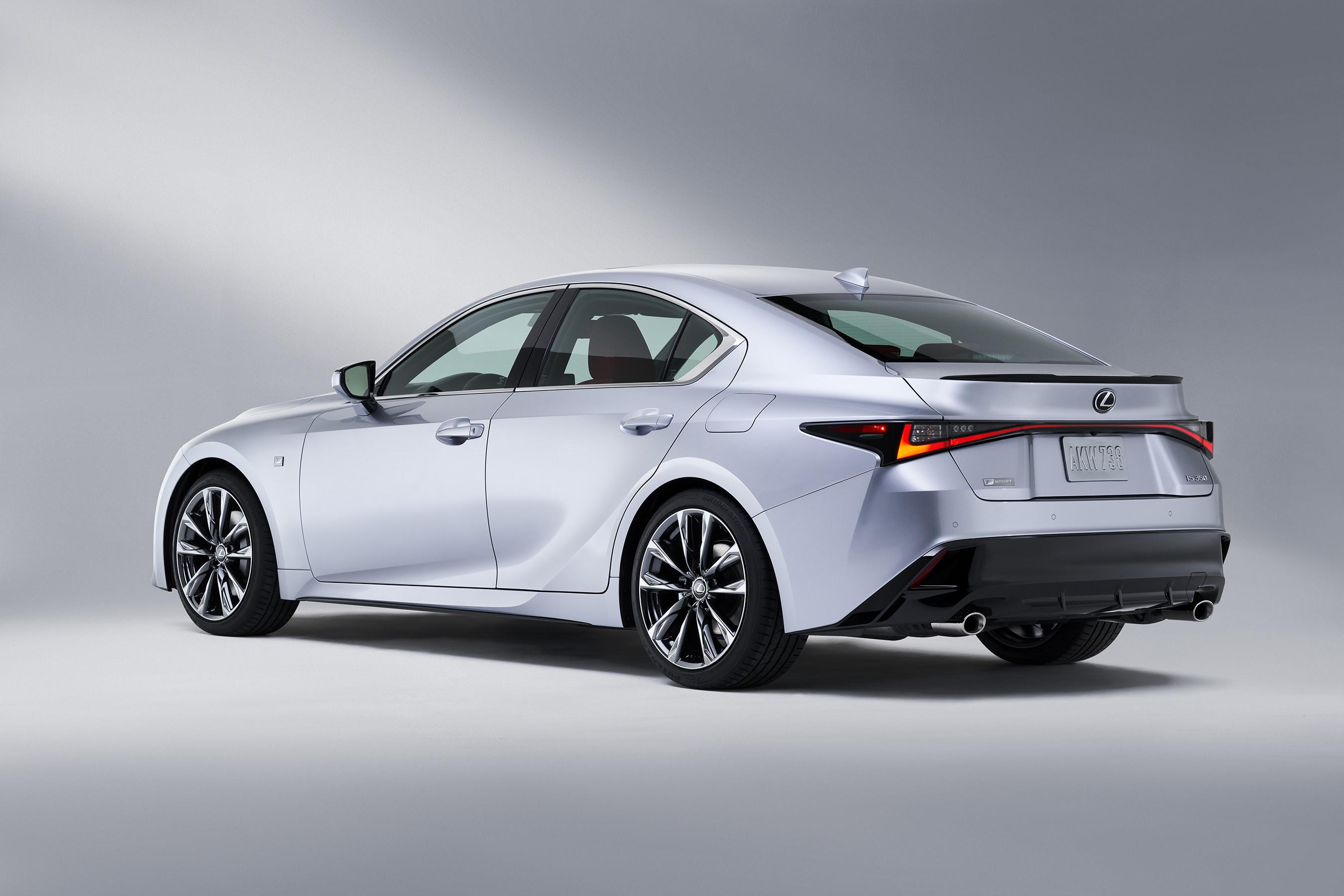 2021 Lexus Is Compact Luxury Sports Sedan Motorweek
